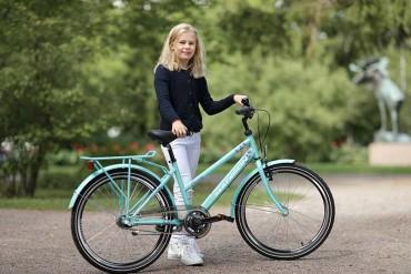 Nuorten polkupyörät